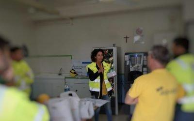 Francesca Lupo – Health&safety manager/Tecnico operativo