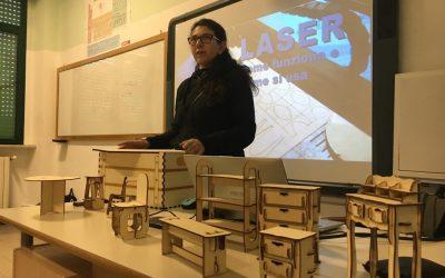 Marcella Pizzuto – Architect, Maker and STEAM Educator