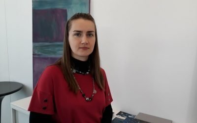 Natalia Cassagnes – Project Officer ''Smart ICT and Technical Standardization'' – Big data and Artificial Intelligence