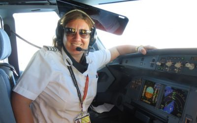 Captain Emma Henderson MBE – CEO Project Wingman, Former Airline Captain