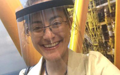 Virginia Herrera Larios – Hydrocarbon sector, Strategic Planning Manager